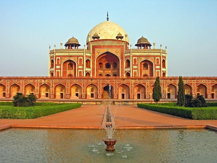 Delhi Humayun Tomb
