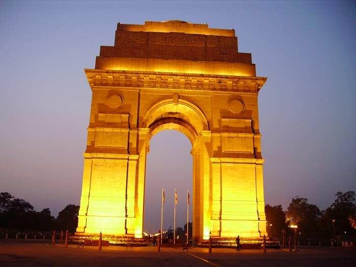 Delhi India Gate