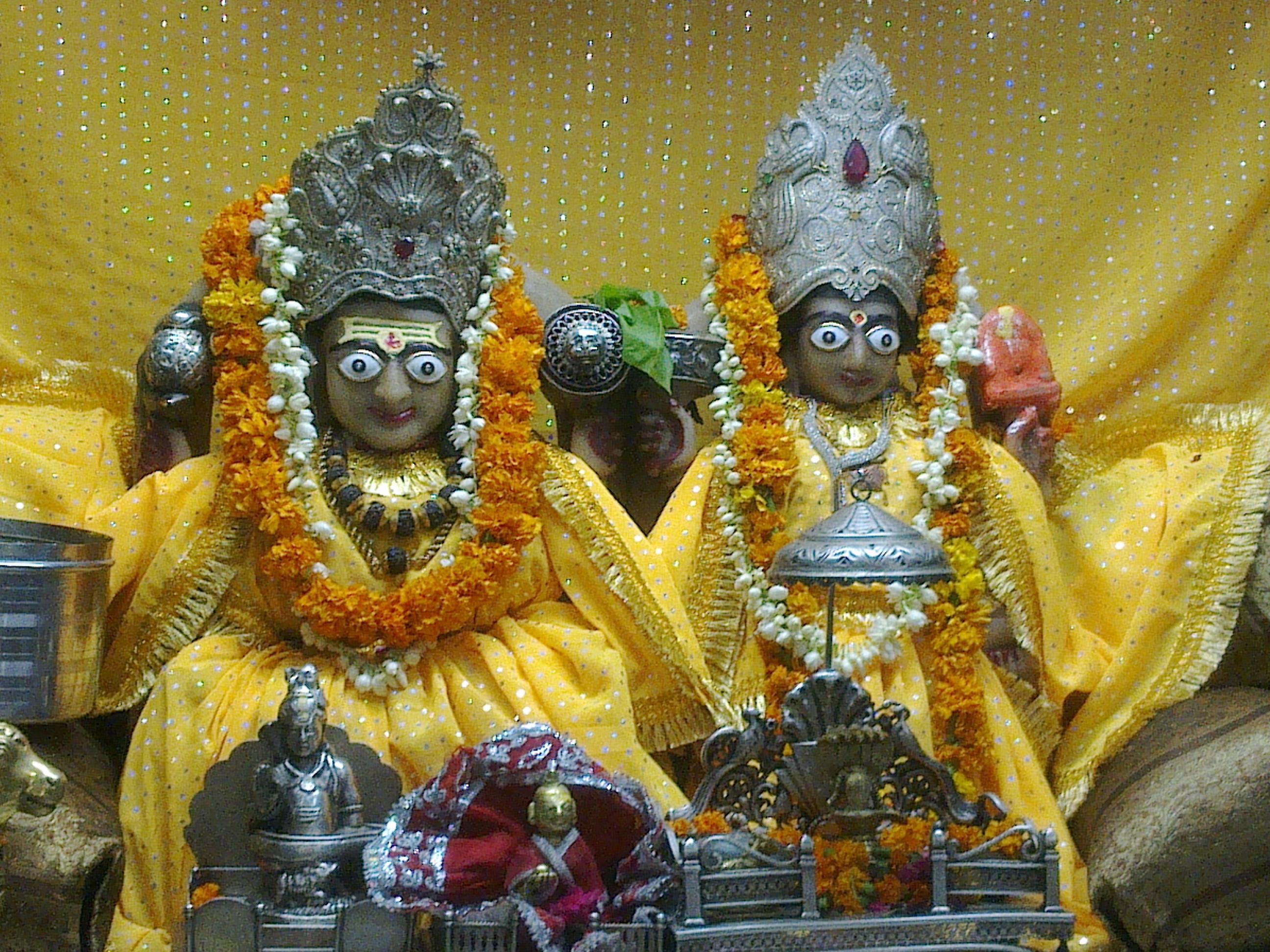 Gauri shankar temple in Delhi
