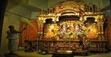 ISKCON Temple in Delhi